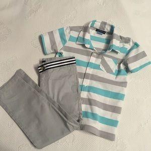 /3 for $30/ Shirt and Pants set